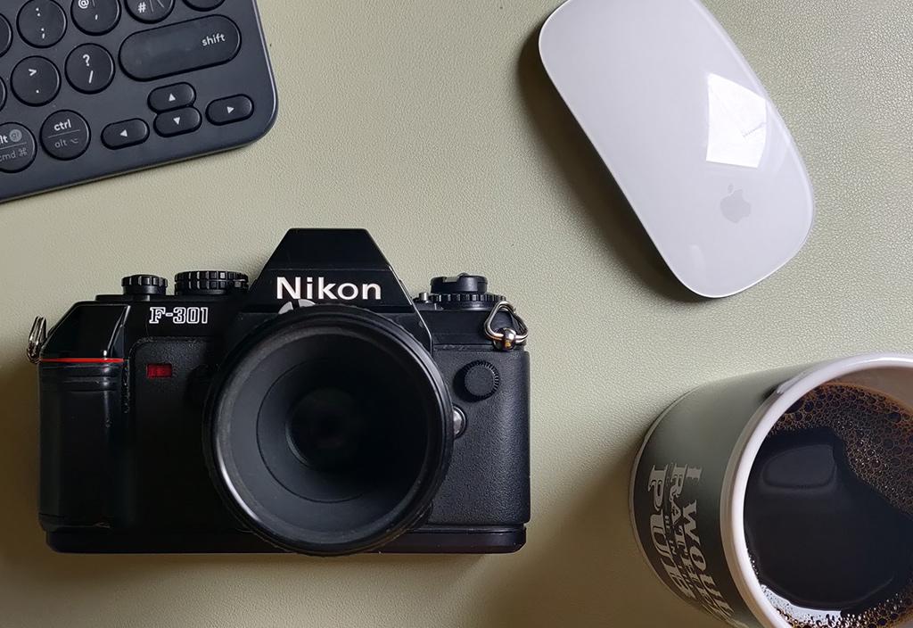 My first film camera
